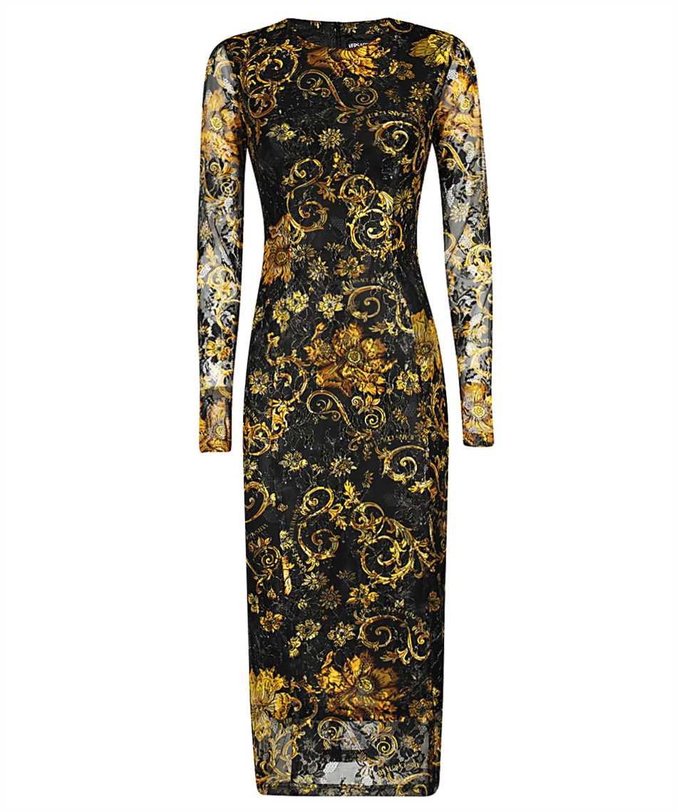 Versace Jeans Couture D2HZB426 S0876 Dress 1