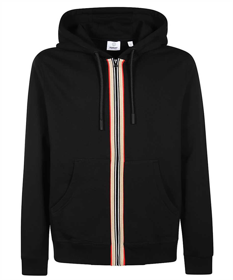 Burberry 8033391 ICON STRIPE Kapuzen-Sweatshirt 1