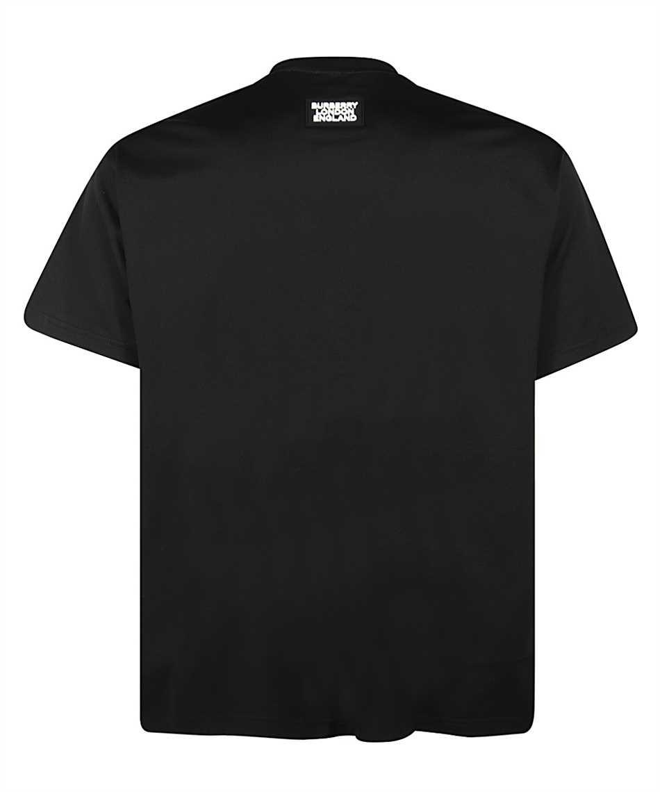 Burberry 8034563 SLOGAN PRINT OVERSIZED T-shirt 2