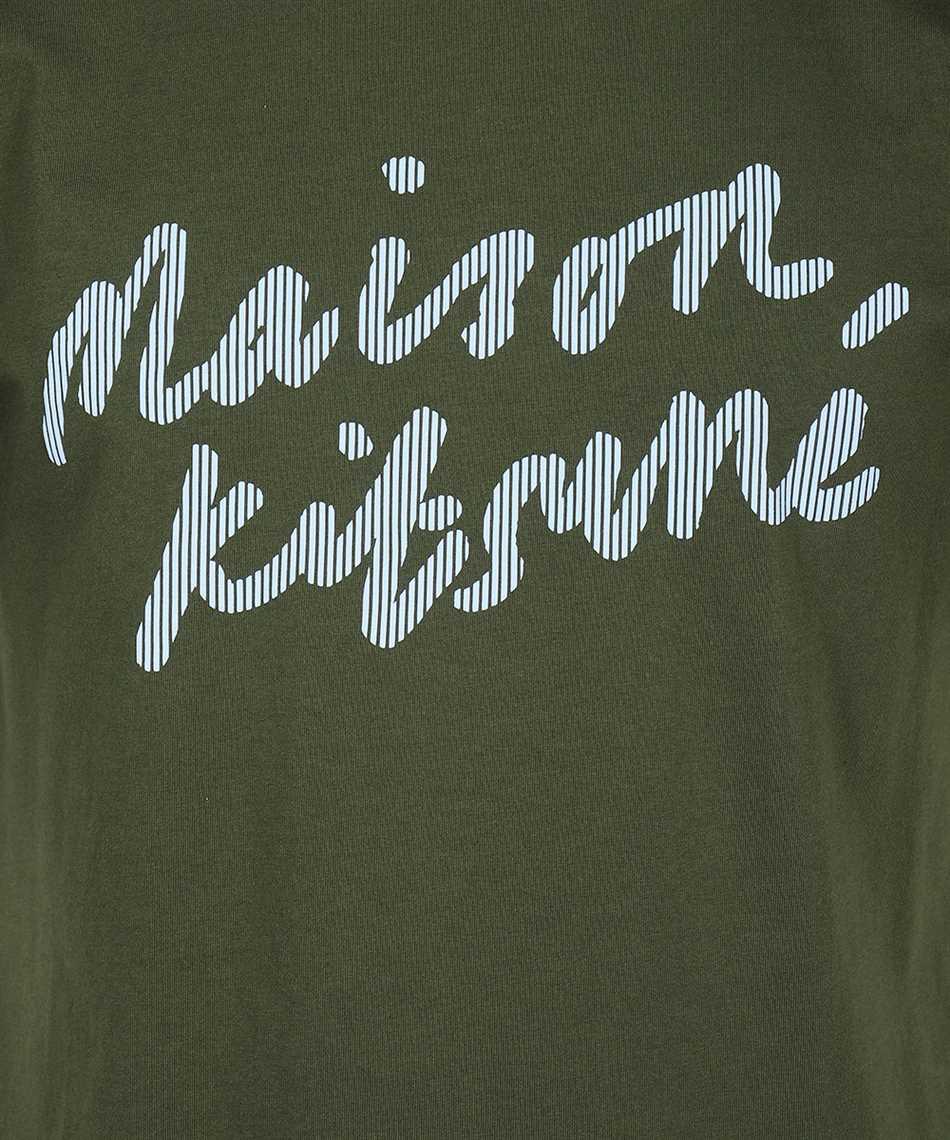 Maison Kitsune GM00113KJ0008 HANDWRITING CLASSIC T-Shirt 3