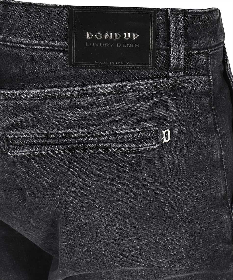 Don Dup UP555I DSE287U AO8 SLIM-FIT Džínsy 3
