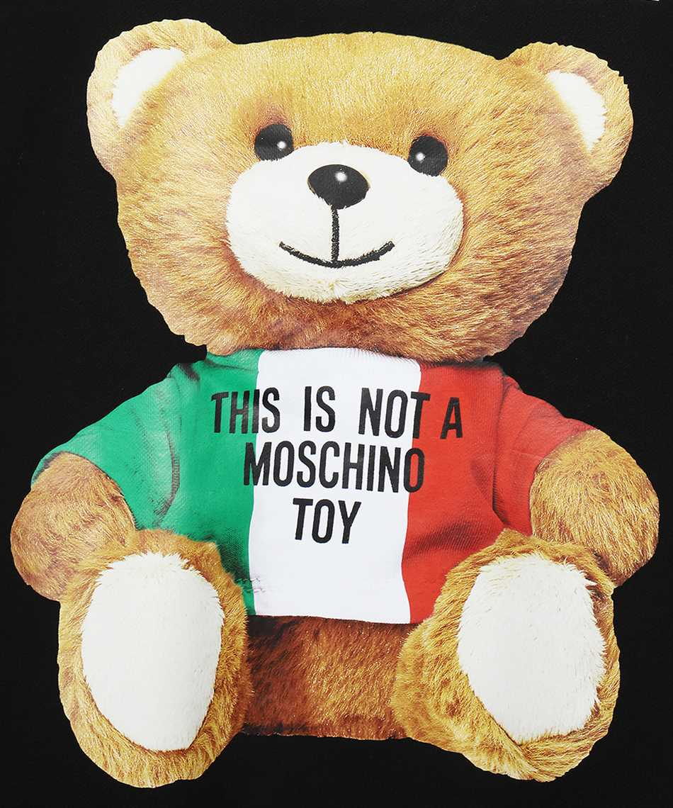 Moschino V0415 527 ITALIAN TEDDY BEAR Dress 3