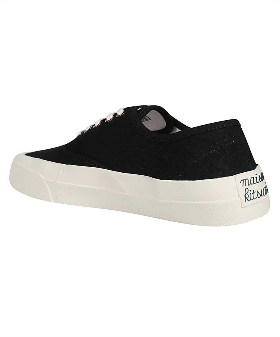 Maison Kitsune CU04706WW9000 CANVAS LACED Sneakers 3