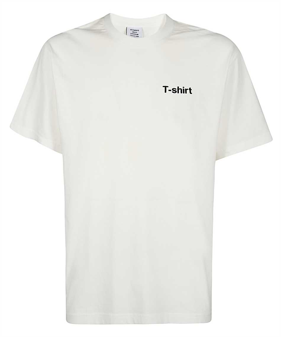 Vetements UE51TR300W DEFINITION T-SHIRT T-shirt 1