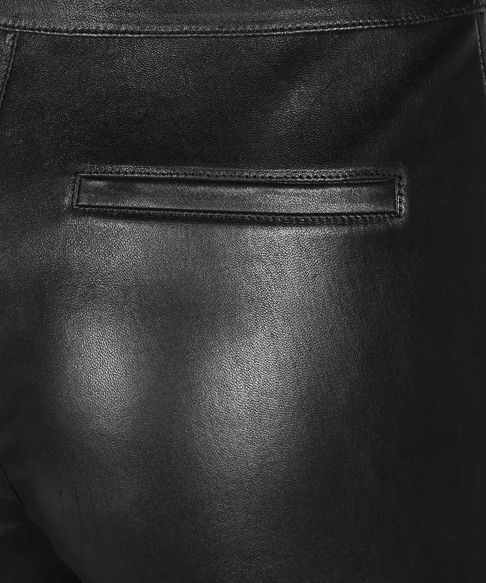 Saint Laurent 640153 Y5RH2 HIGH-RISE STRETCH Trousers 3