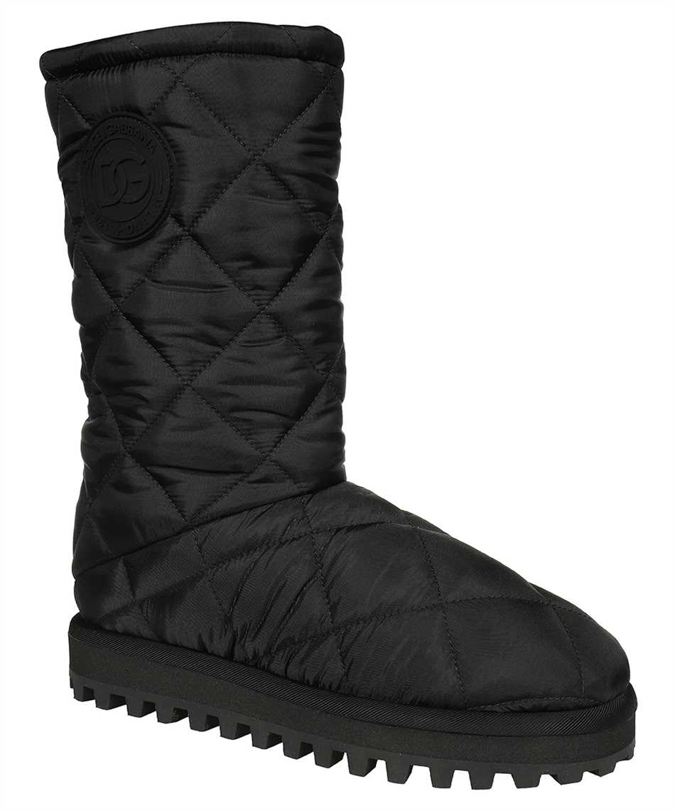 Dolce & Gabbana CS1904 AQ125 DG LOGO Boots 2