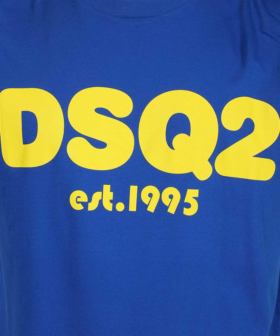 Dsquared2 S74GD0838 S21600 Tričko 3