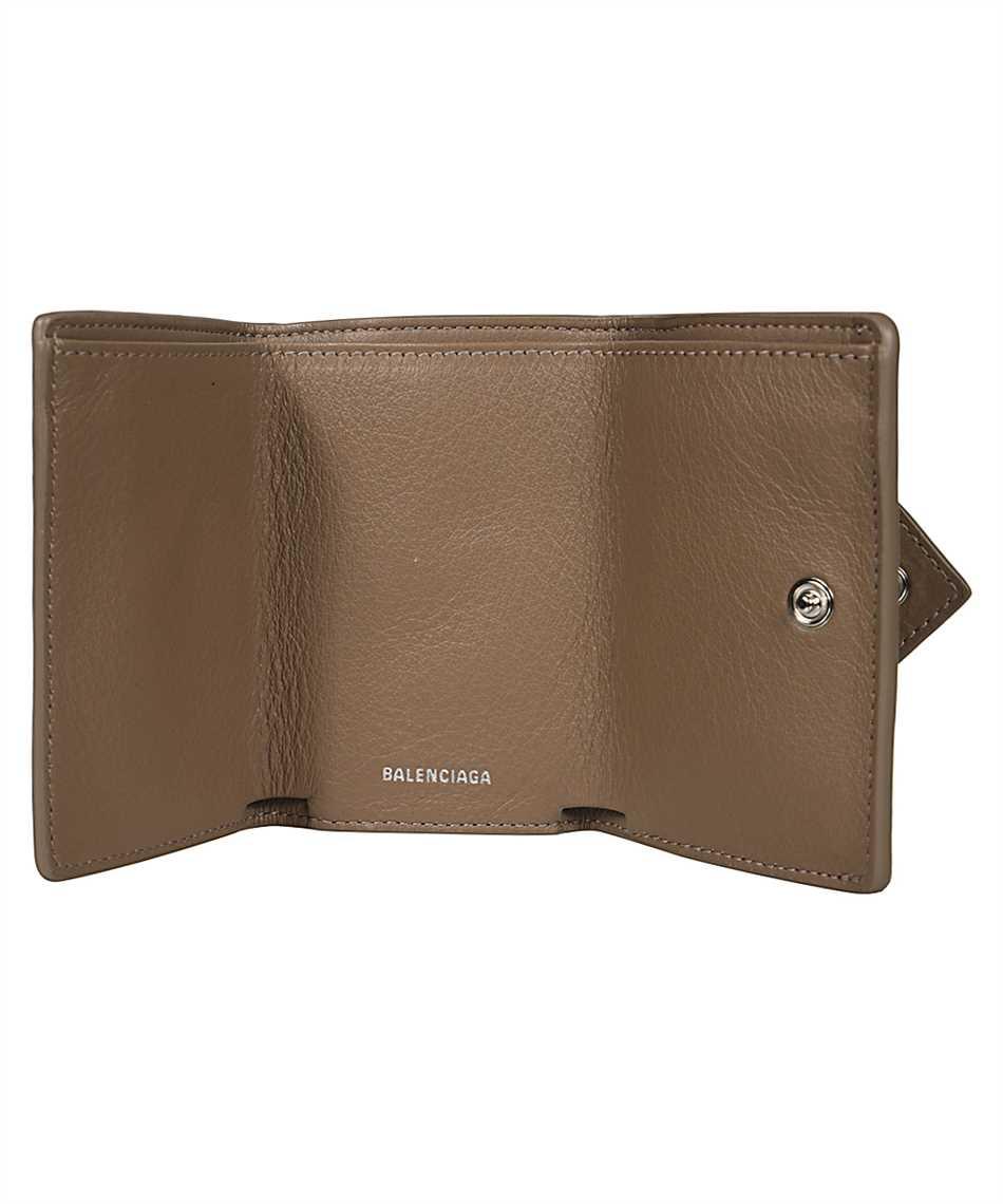 Balenciaga 391446 DLQ0N PAPIER MINI Wallet 3