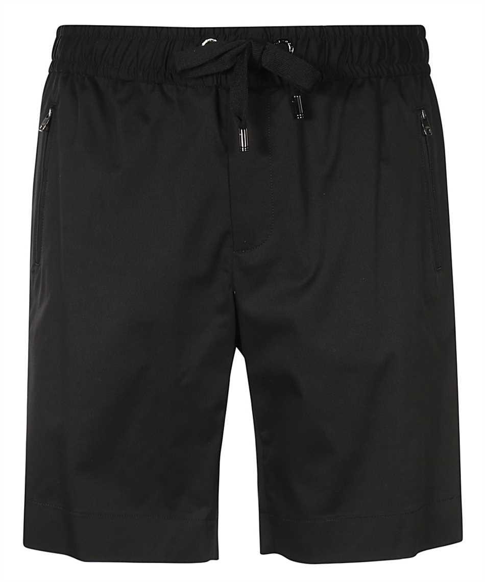Dolce & Gabbana GWCXAT FUFJR GABARDINA STRETCH Shorts 1