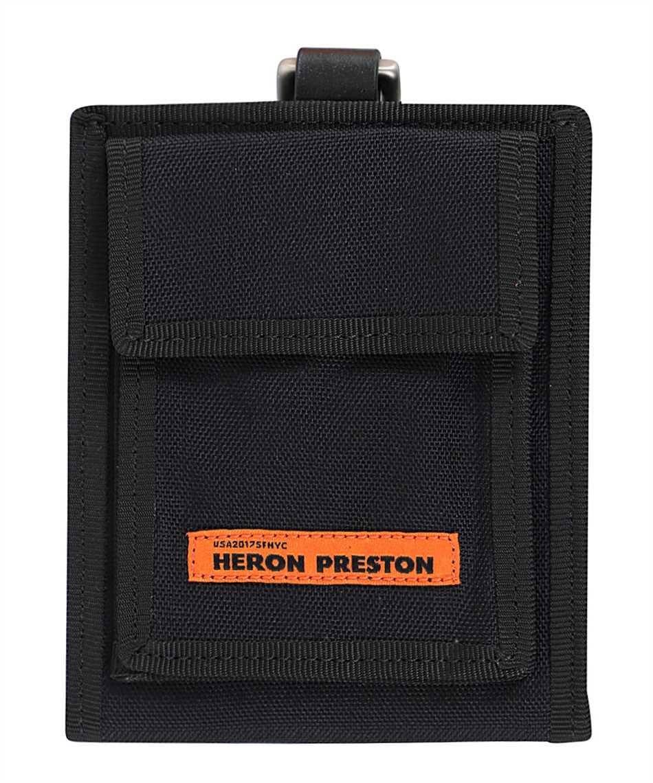 Heron Preston HMNA031F20FAB001 NECK Peňaženka 1