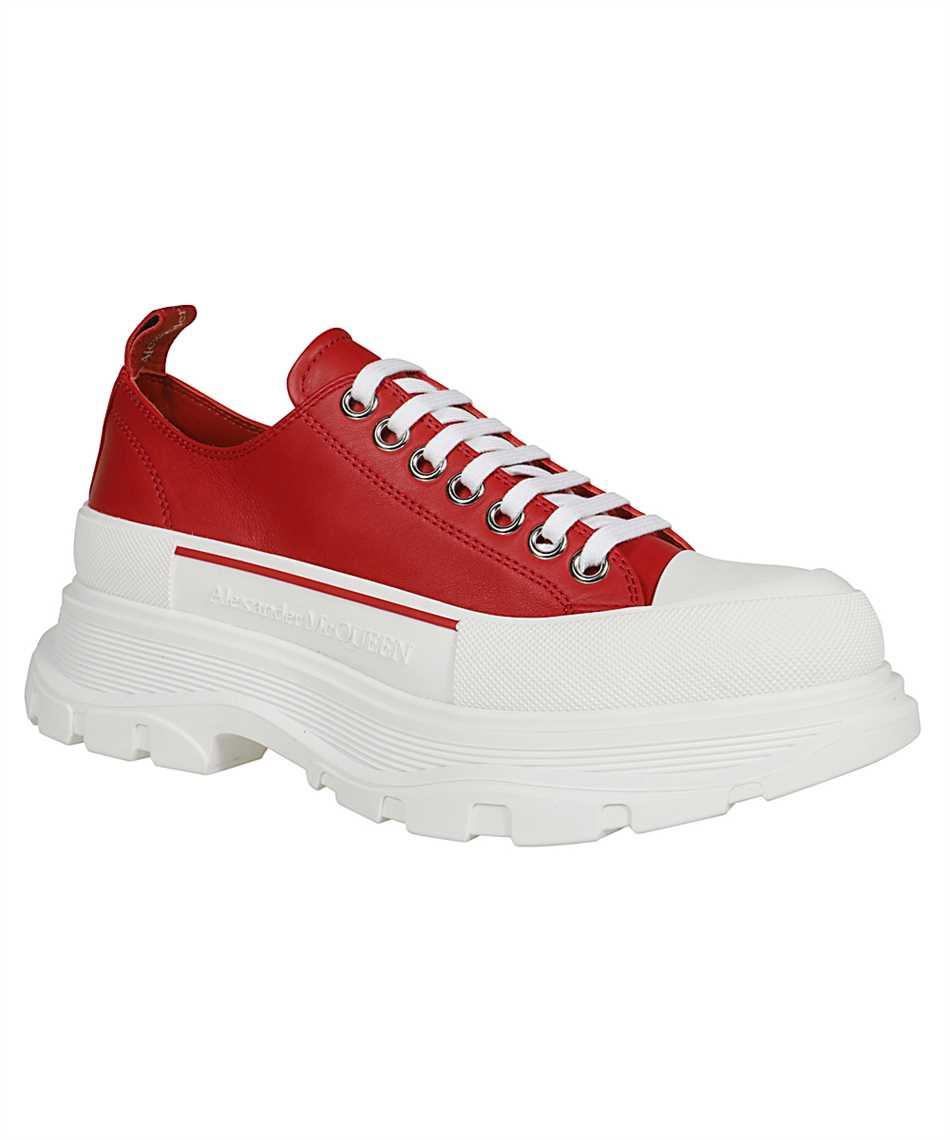 Alexander McQueen 627225 WHZ62 TREAD SLICK LACE UP Sneakers 2