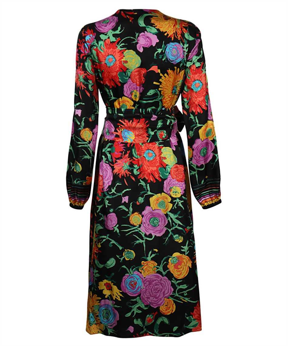 Gucci 650508 ZAGJU FLORAL Dress 2