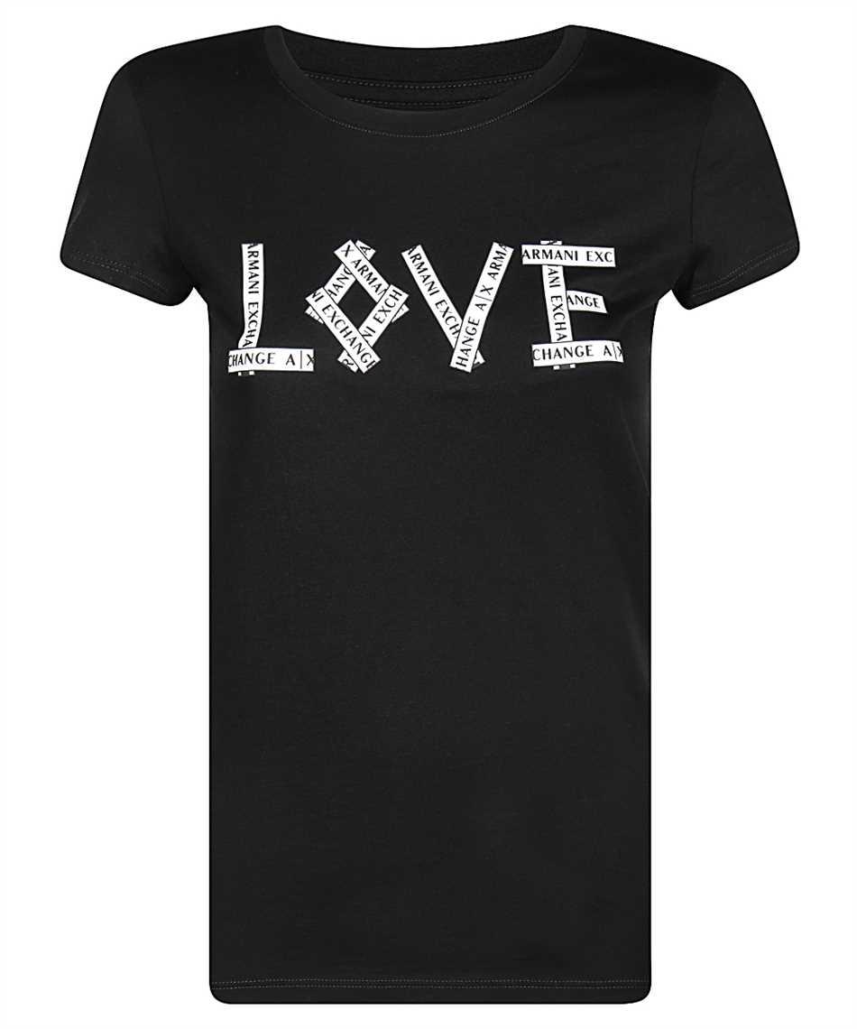 Armani Exchange 6HYTFX YJ16Z SLIM FIT T-shirt 1