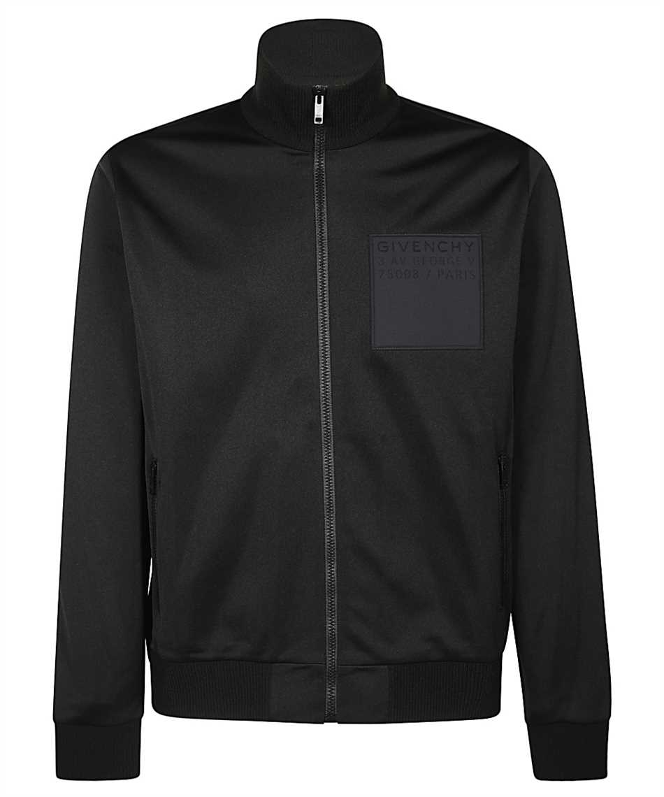 Givenchy BMJ07W300B ADDRESS PATCH SPORT Sweatshirt 1