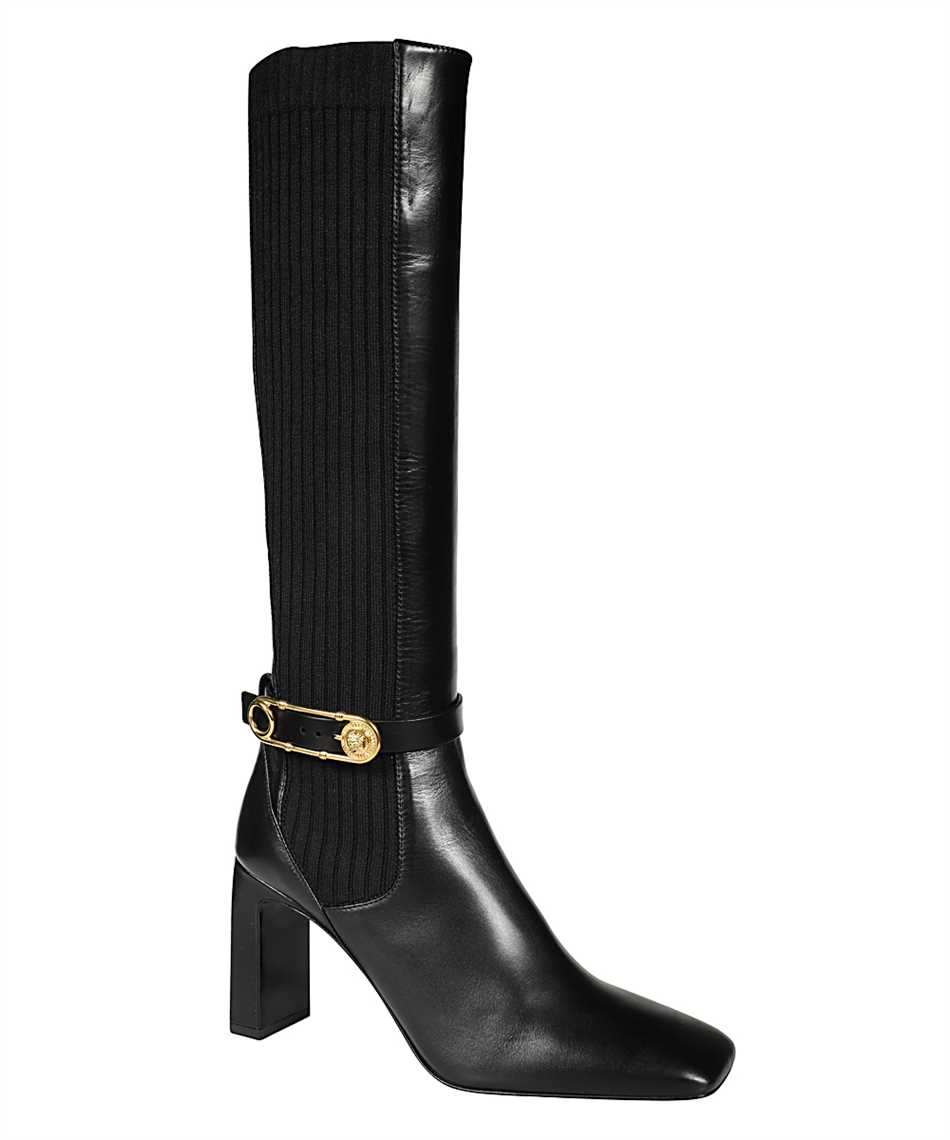 Versace DST472M DVT2P SAFETY PIN Boots 2