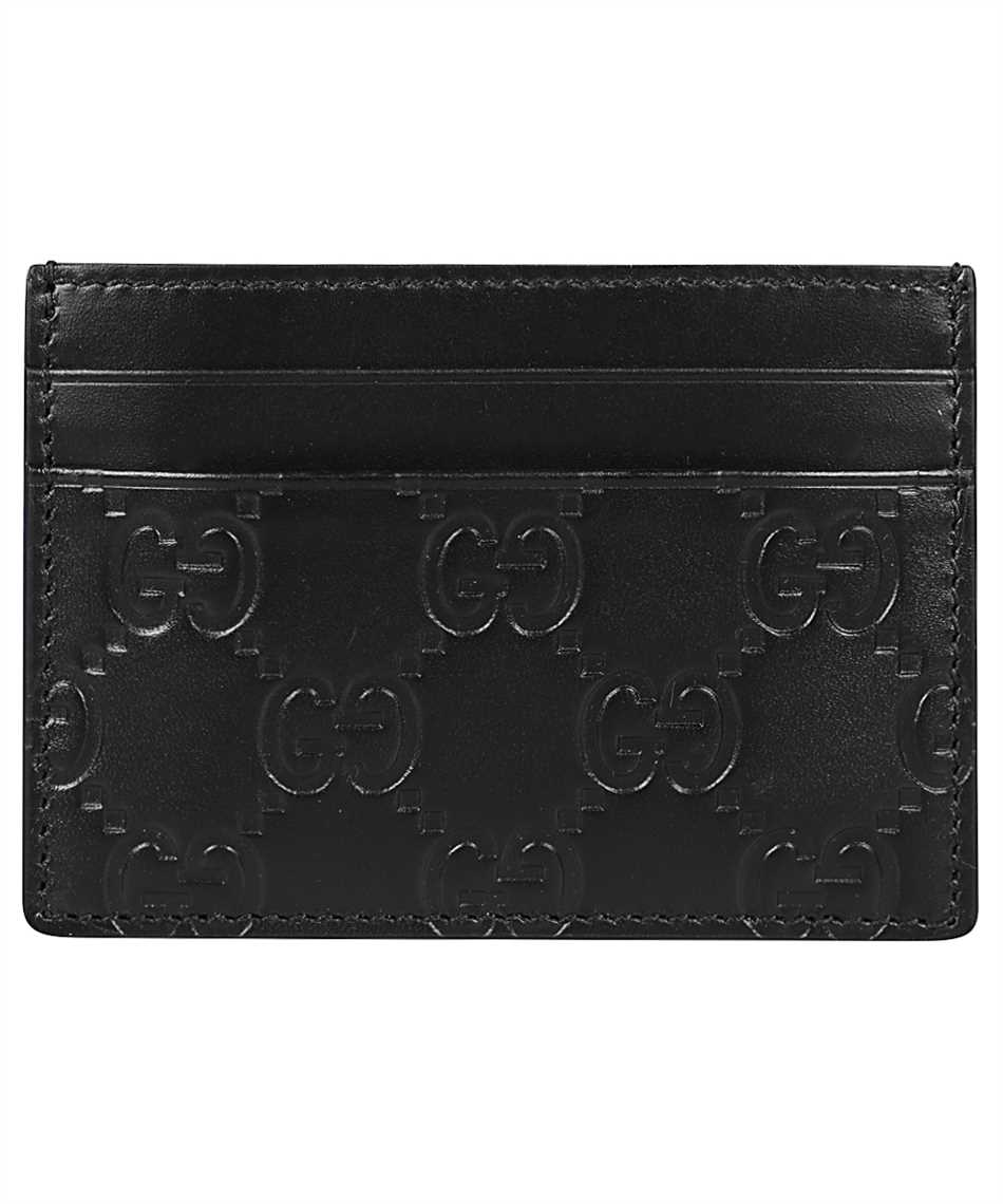 Gucci 308915 CWC1N SIGNATURE Wallet 1