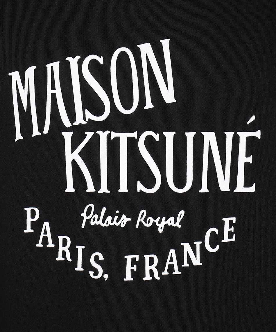 Maison Kitsune AM00300KM0001 PALAIS ROYAL CLASSIC Mikina 3