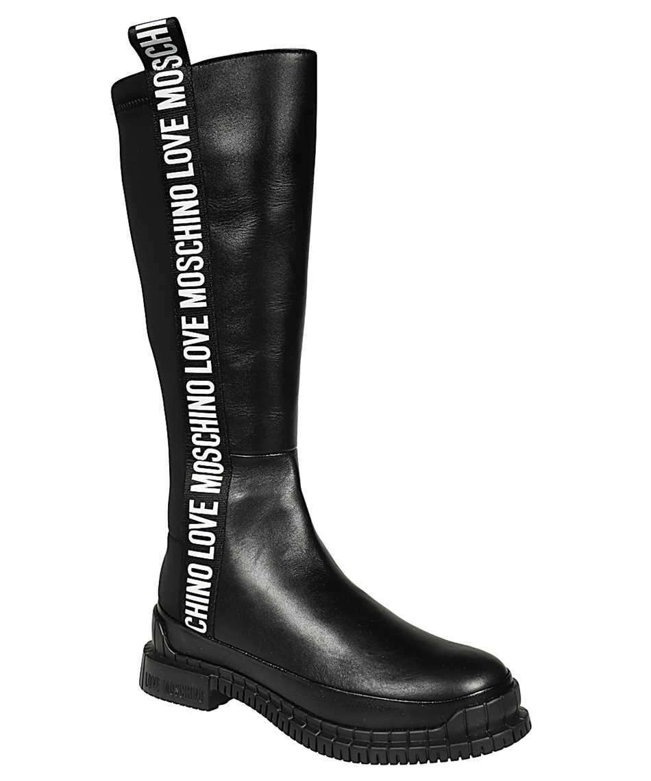 Moschino JA26073G0BJA ELASTIC BAND Boots 2