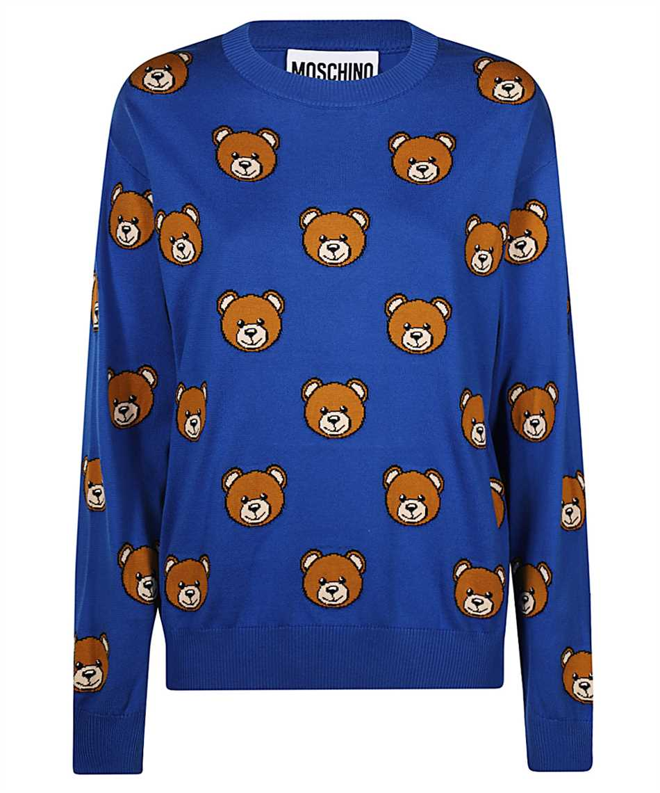 Moschino V0912 502 TEDDY BEAR Strick 1