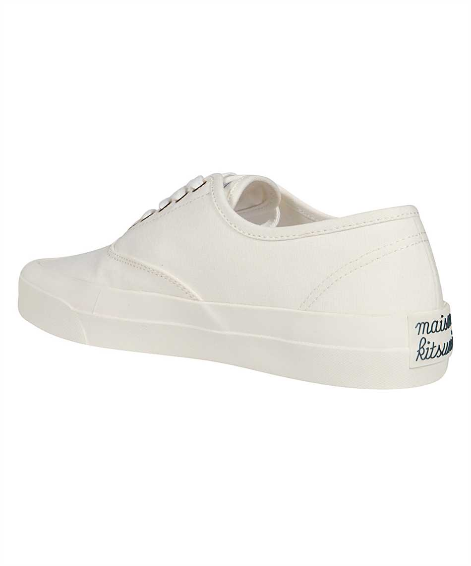 Maison Kitsune CU04706WW9000 CANVAS LACED Sneakers 3