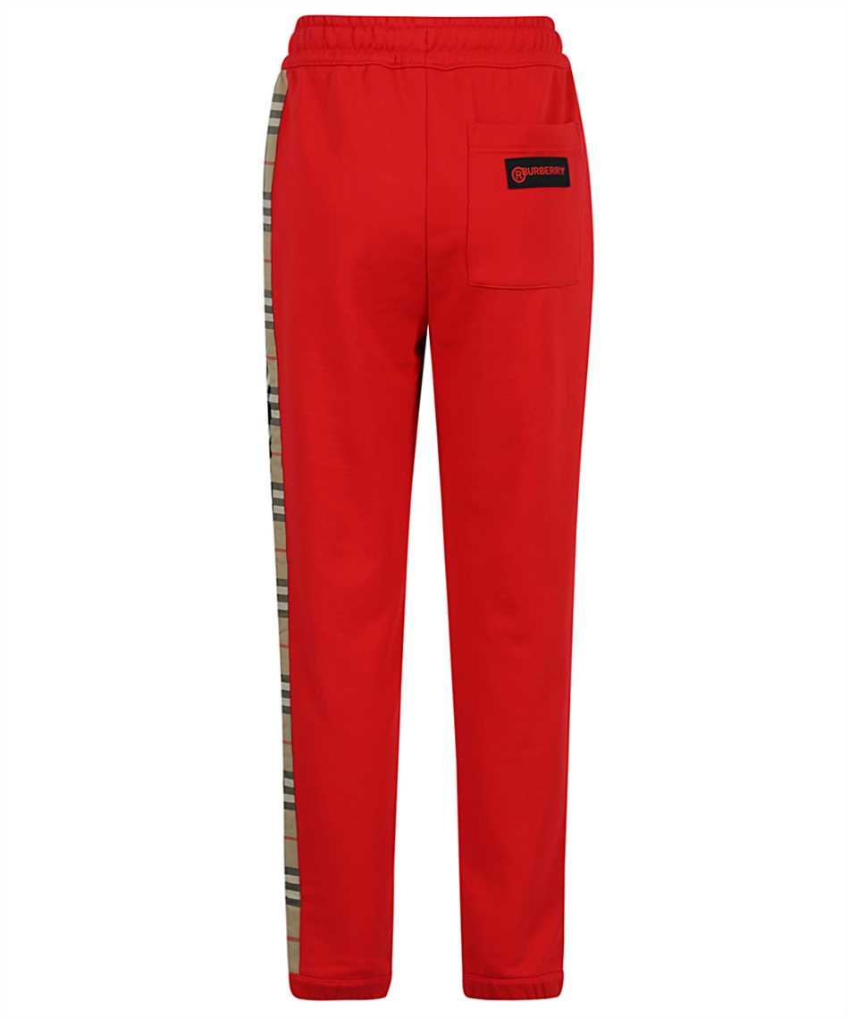 Burberry 8024955 VINTAGE CHECK PANEL COTTON JOGGING Trousers 2