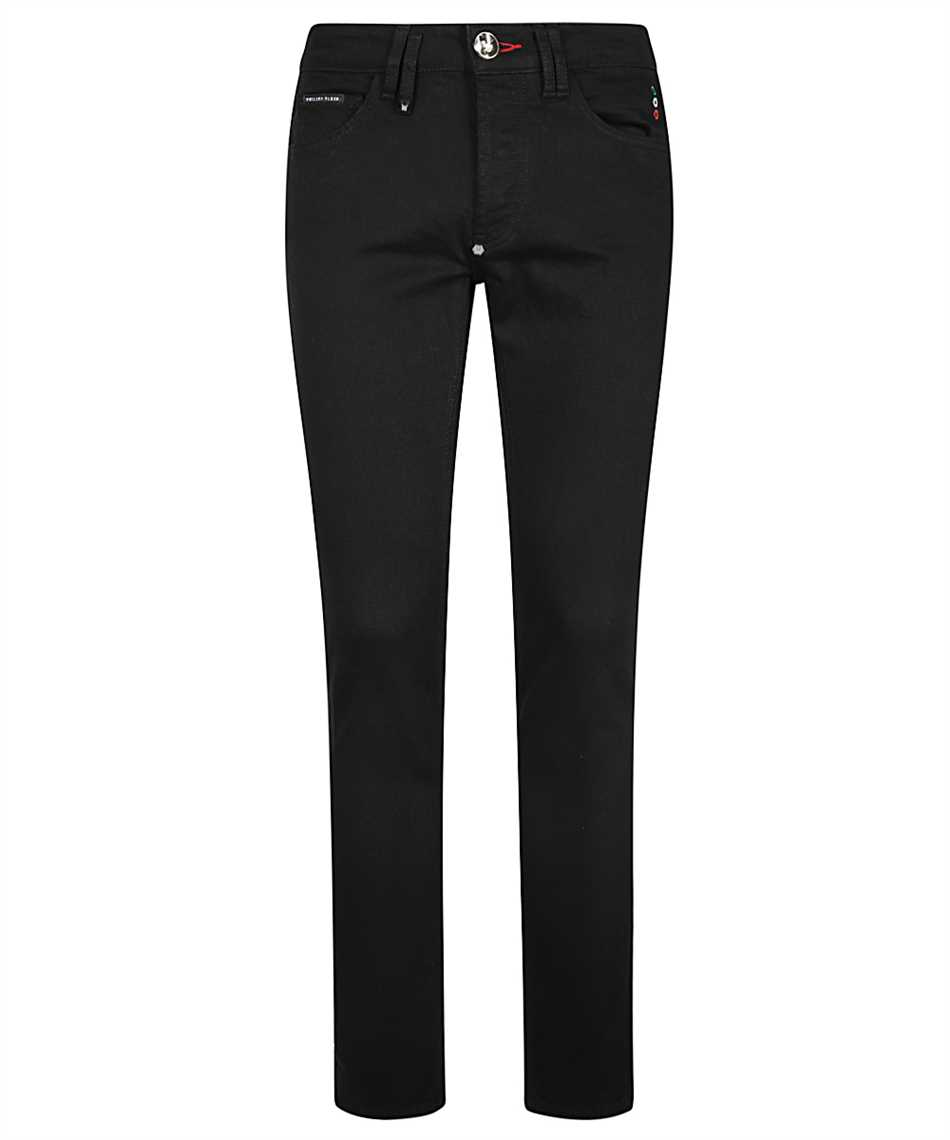 Philipp Plein F20C MDT2281 PDE004N SUPER STRAIGHT Jeans 1