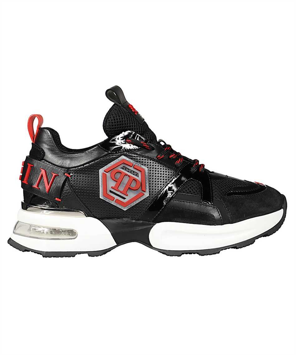 Philipp Plein F20S MSC2868 PXV001N RUNNER HEXAGON Sneakers 1