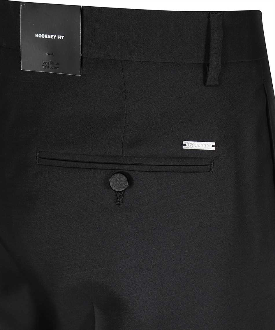 Dsquared2 S71KB0320 S39408 HOCKNEY FIT Trousers 3
