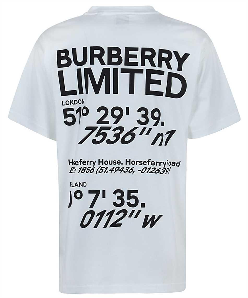Burberry 8037292 COORDINATES PRINT COTTON OVERSIZED T-Shirt 2