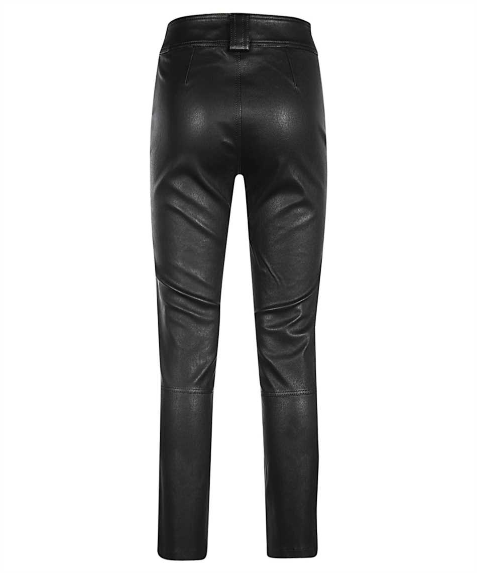 Yves Salomon 20EYP221XXAPSX STRETCH LAMB LEATHER Trousers 2