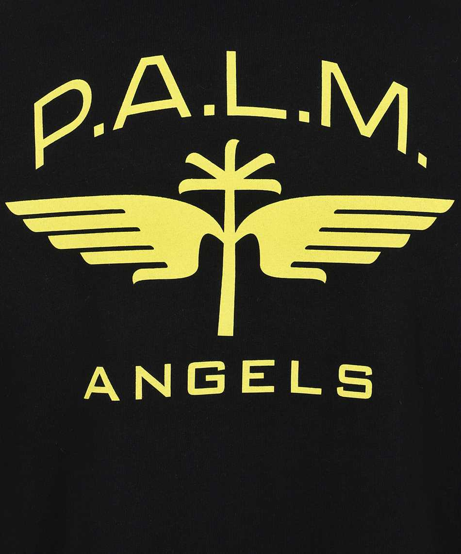 Palm Angels PMAA001S21JER011 MILITARY WINGS CLASSIC T-shirt 3