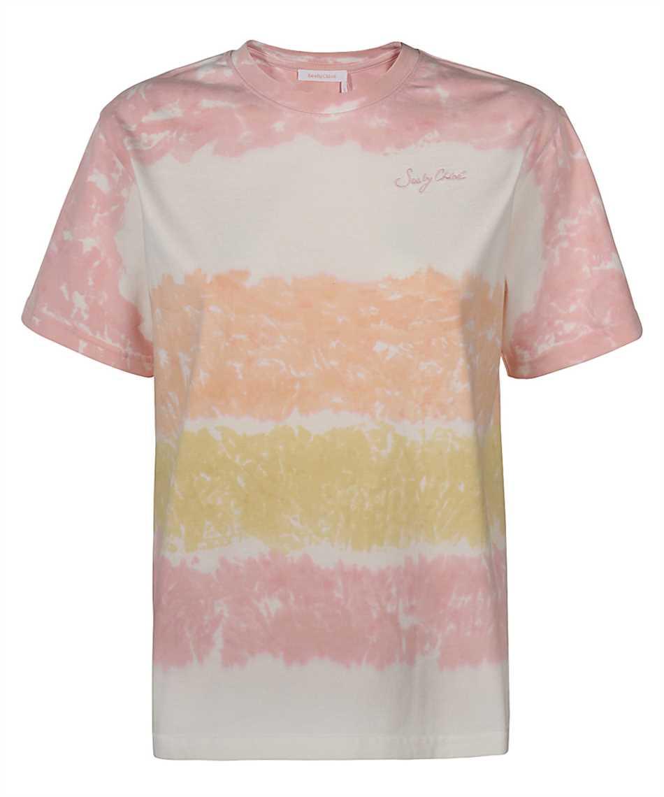 See By Chloè CHS21SJH15101 MULTICOLOUR T-shirt 1
