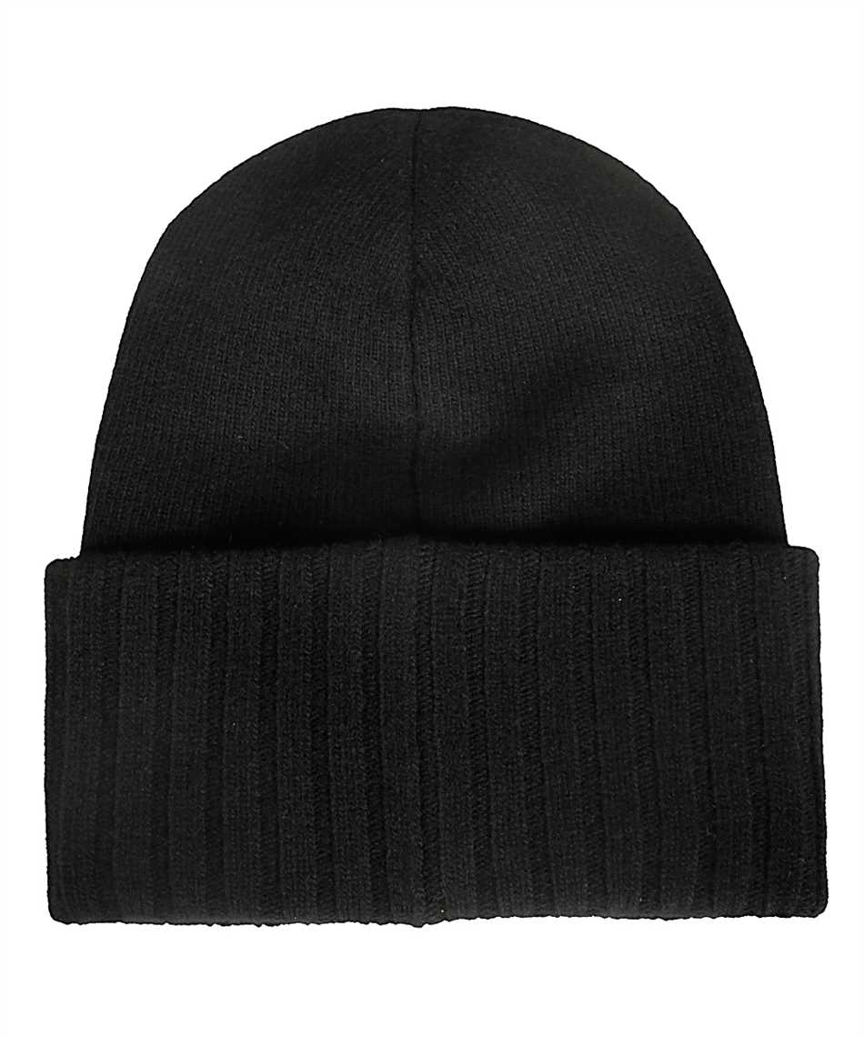 Moncler 99262.00 A9186 LOGO EMBROIDERED Beanie 2