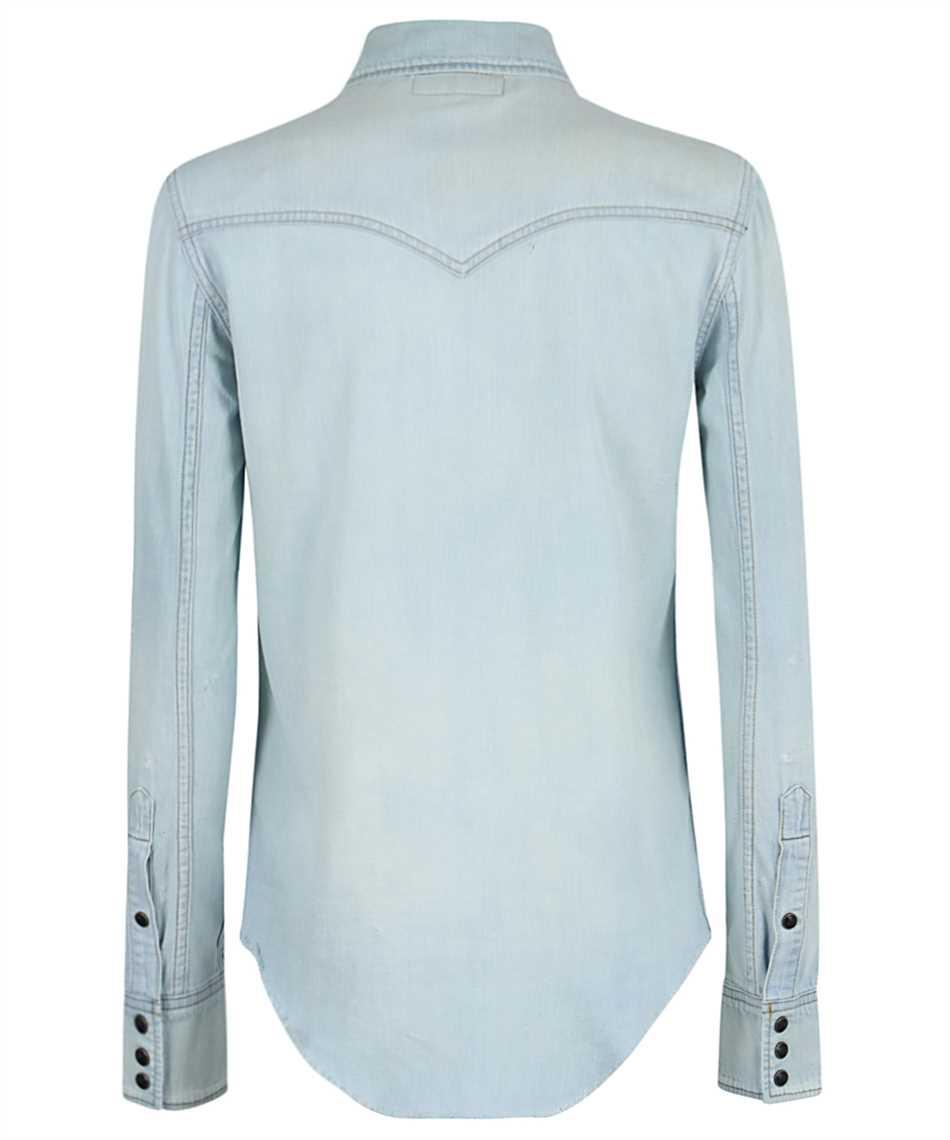 Saint Laurent 651160 Y24AB CLASSIC WESTERN Shirt 2