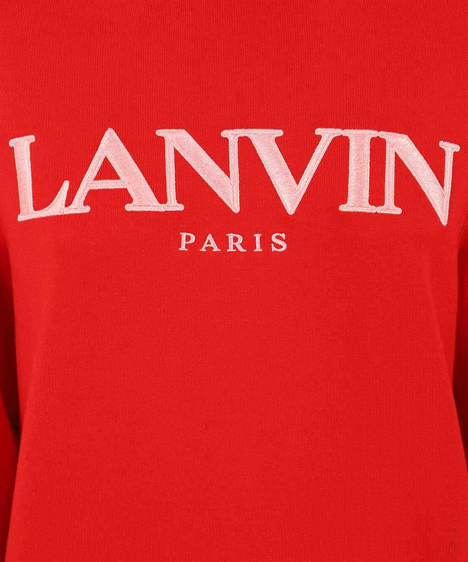 Lanvin RW TO698J JR32 H20 Kapuzen-Sweatshirt 3