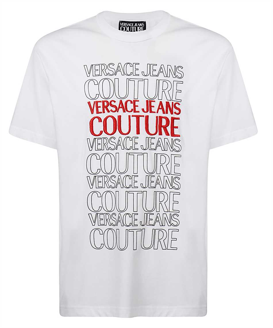 Versace Jeans Couture B3GWA7TK 30454 T-shirt 1