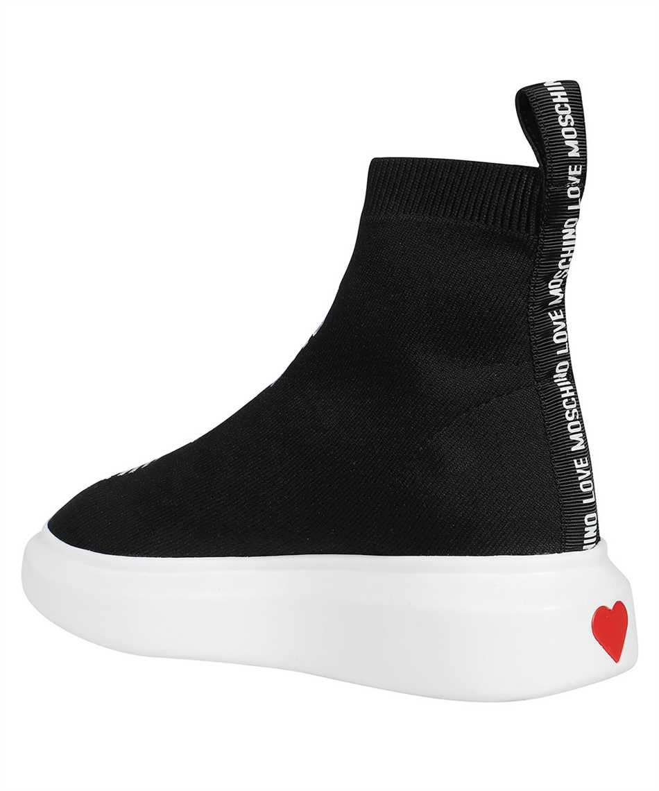 LOVE MOSCHINO JA15184G0CIZ SOCK Sneakers 3