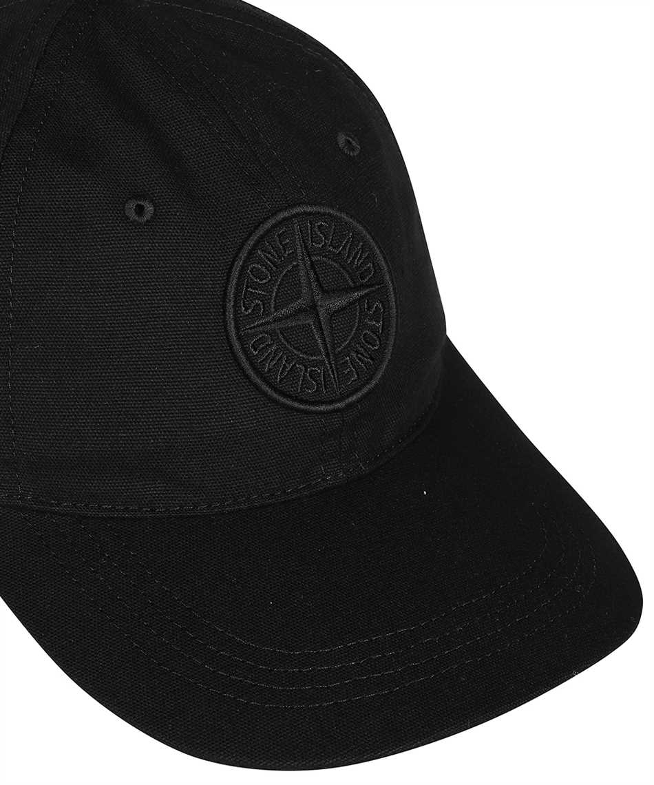 Stone Island 99468 COMPASS LOGO EMBROIDERY Cap 3