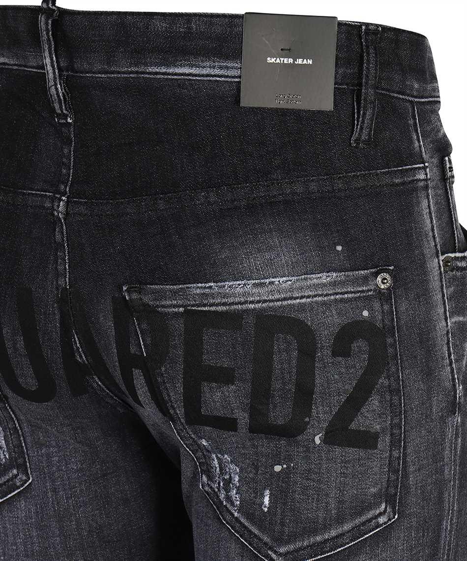 Dsquared2 S71LB0841 S30503 SKATER Jeans 3