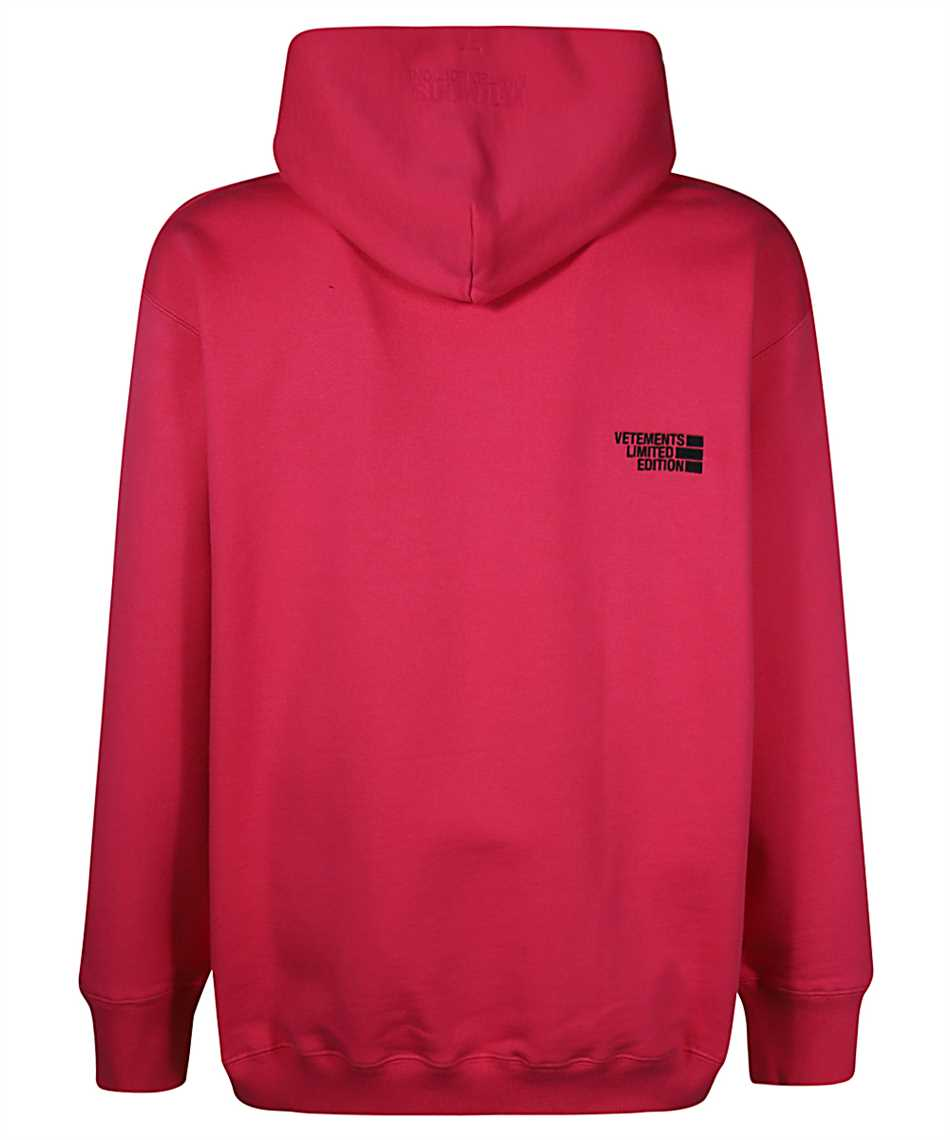 Vetements UE51TR730P LOGO LIMITED EDITION Mikina 2