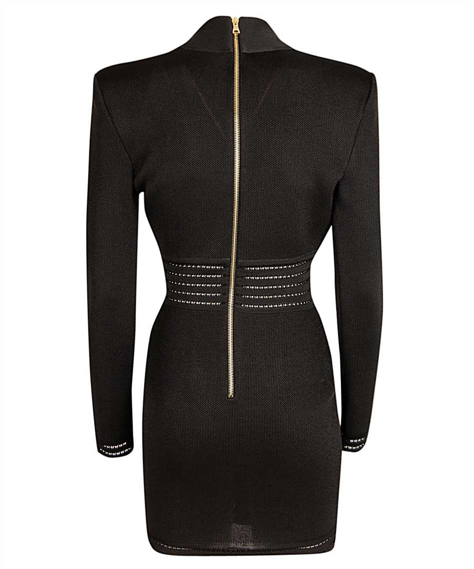 Balmain UF16338K119 KNIT Dress 2