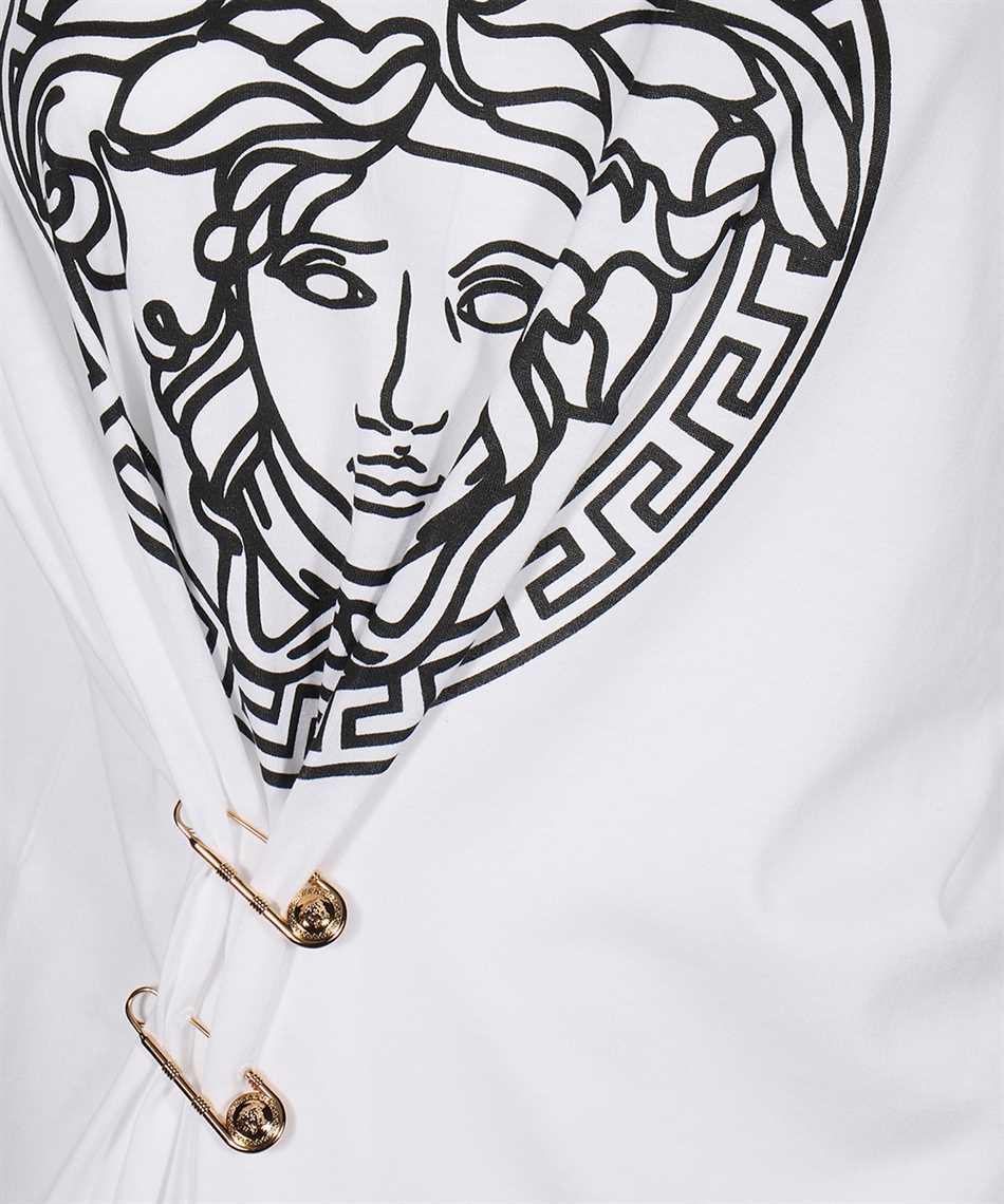 Versace A87453 A228806 MEDUSA SAFETY PIN T-Shirt 3
