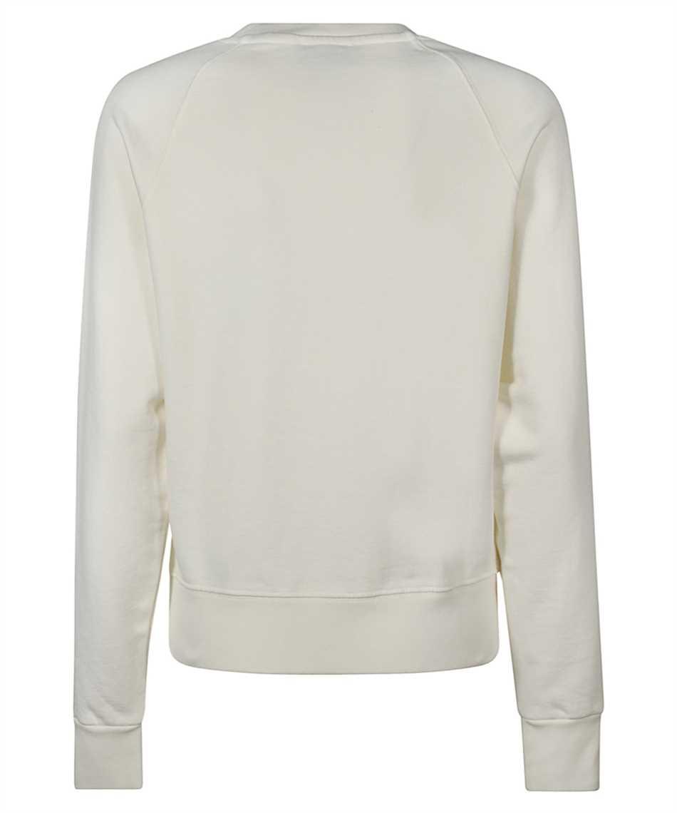 Maison Kitsune FW00335KM0001 HANDWRITING ADJUSTED Sweatshirt 2