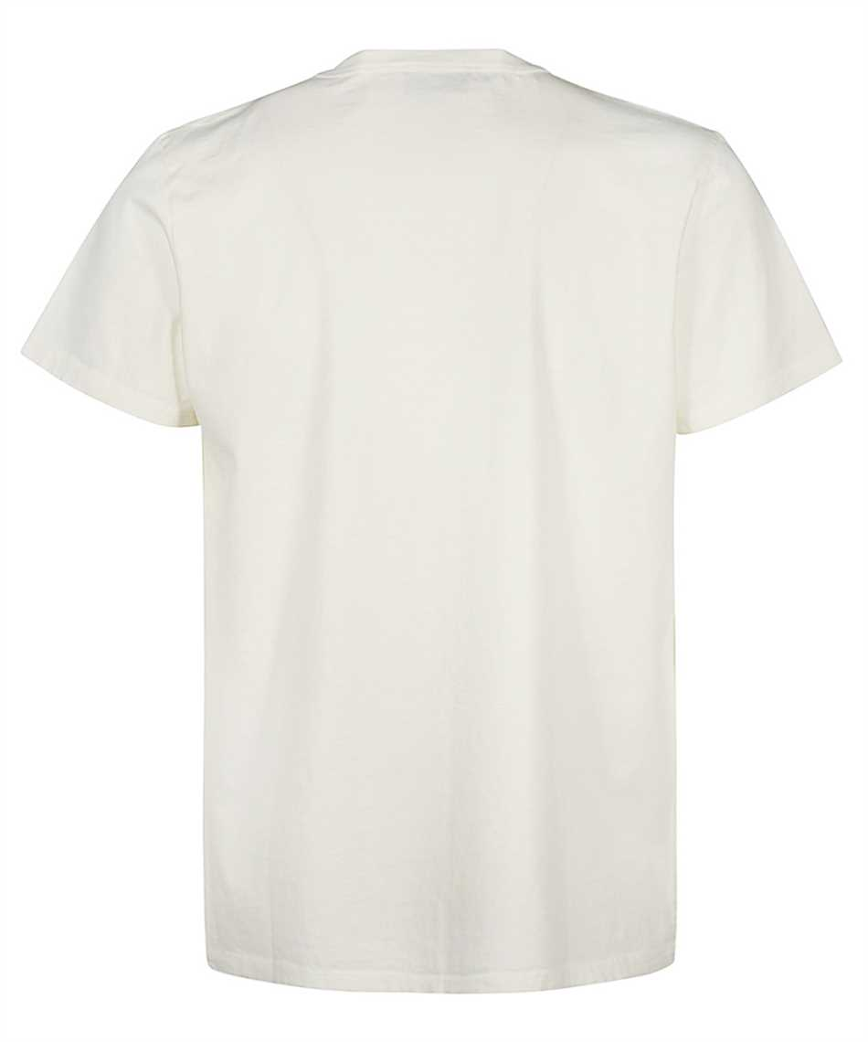 Maison Kitsune AM00100KJ0008 PALAIS ROYAL CLASSIC T-shirt 2