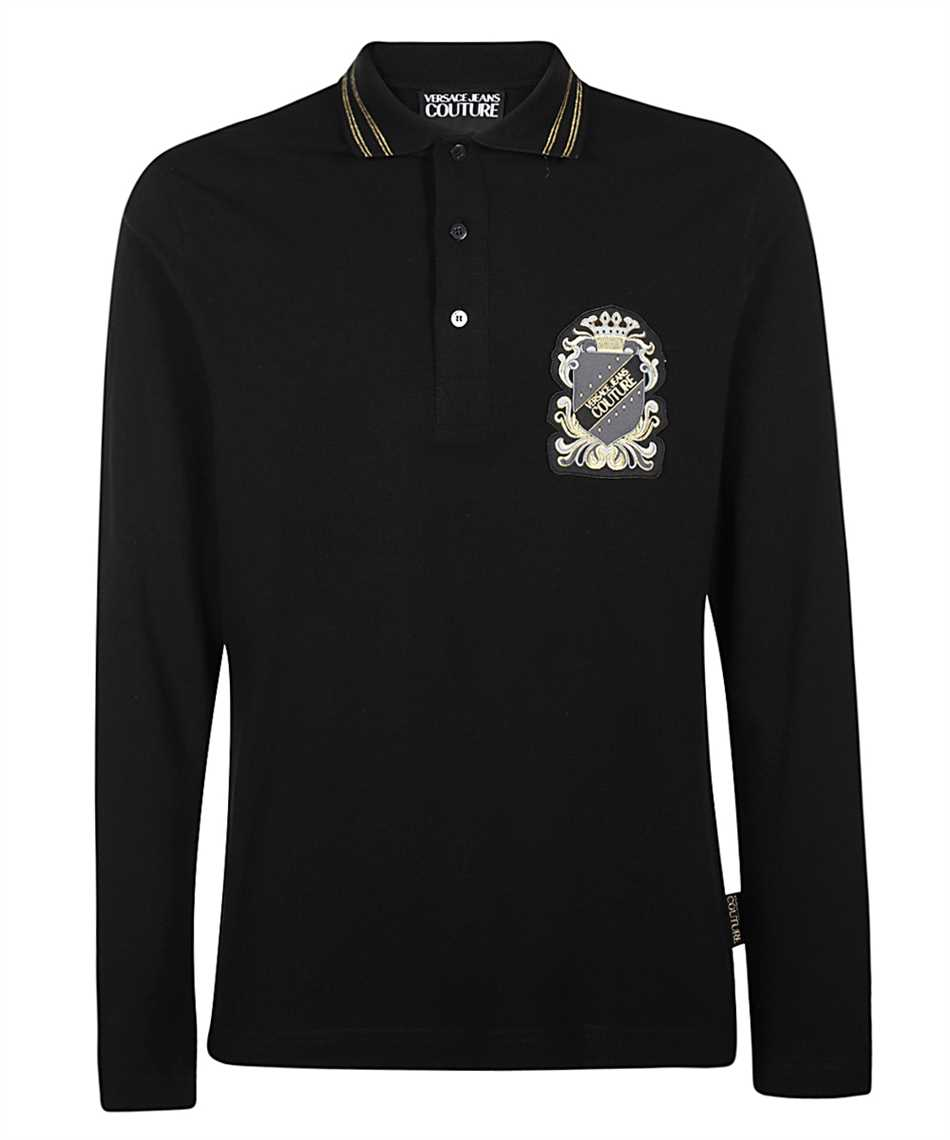 Versace Jeans Couture B3GZB7T6 36571 PATCH SHIELD Polo 1