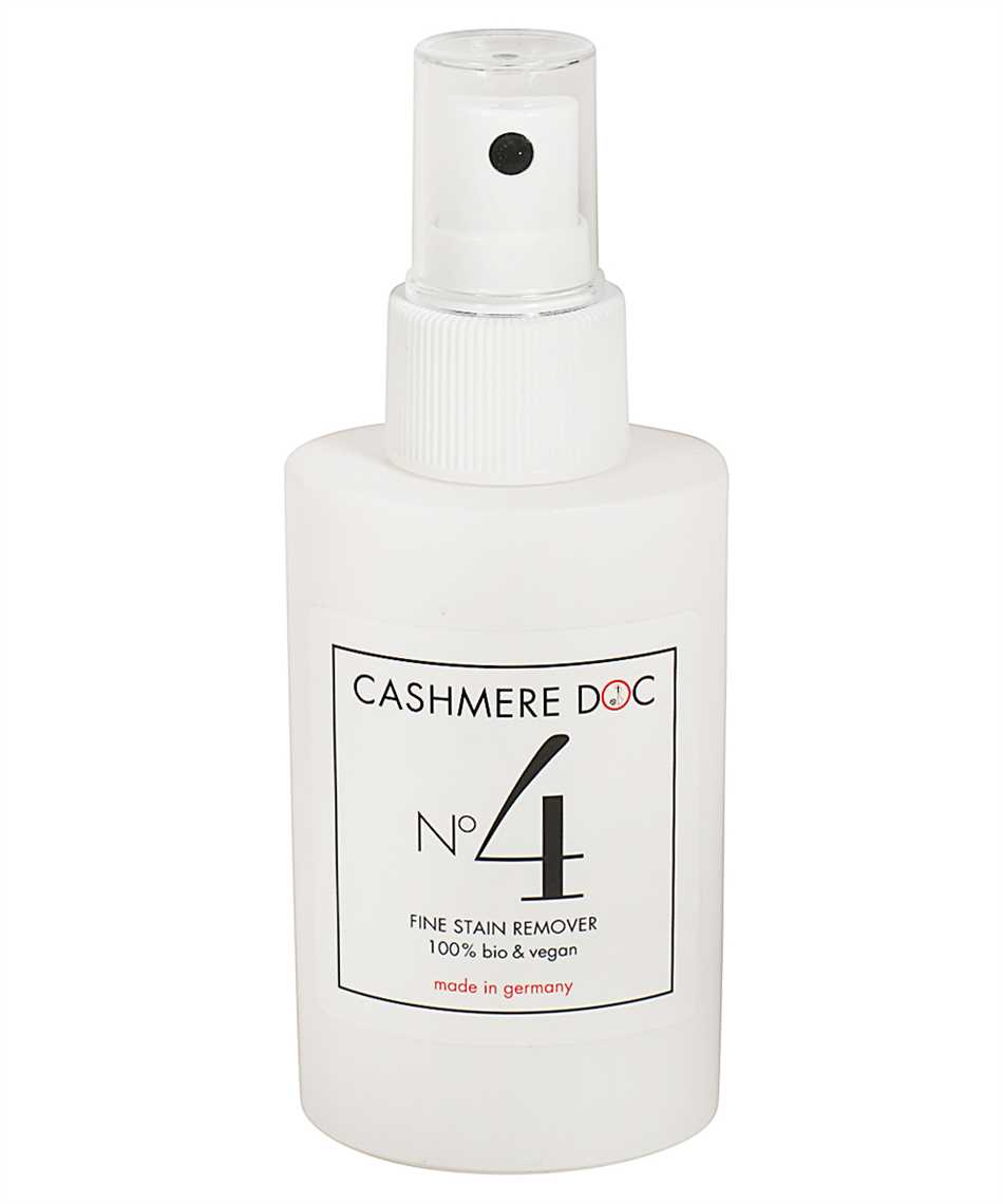 Cashmere Doc N.4 COTTON CARE Detergent 1