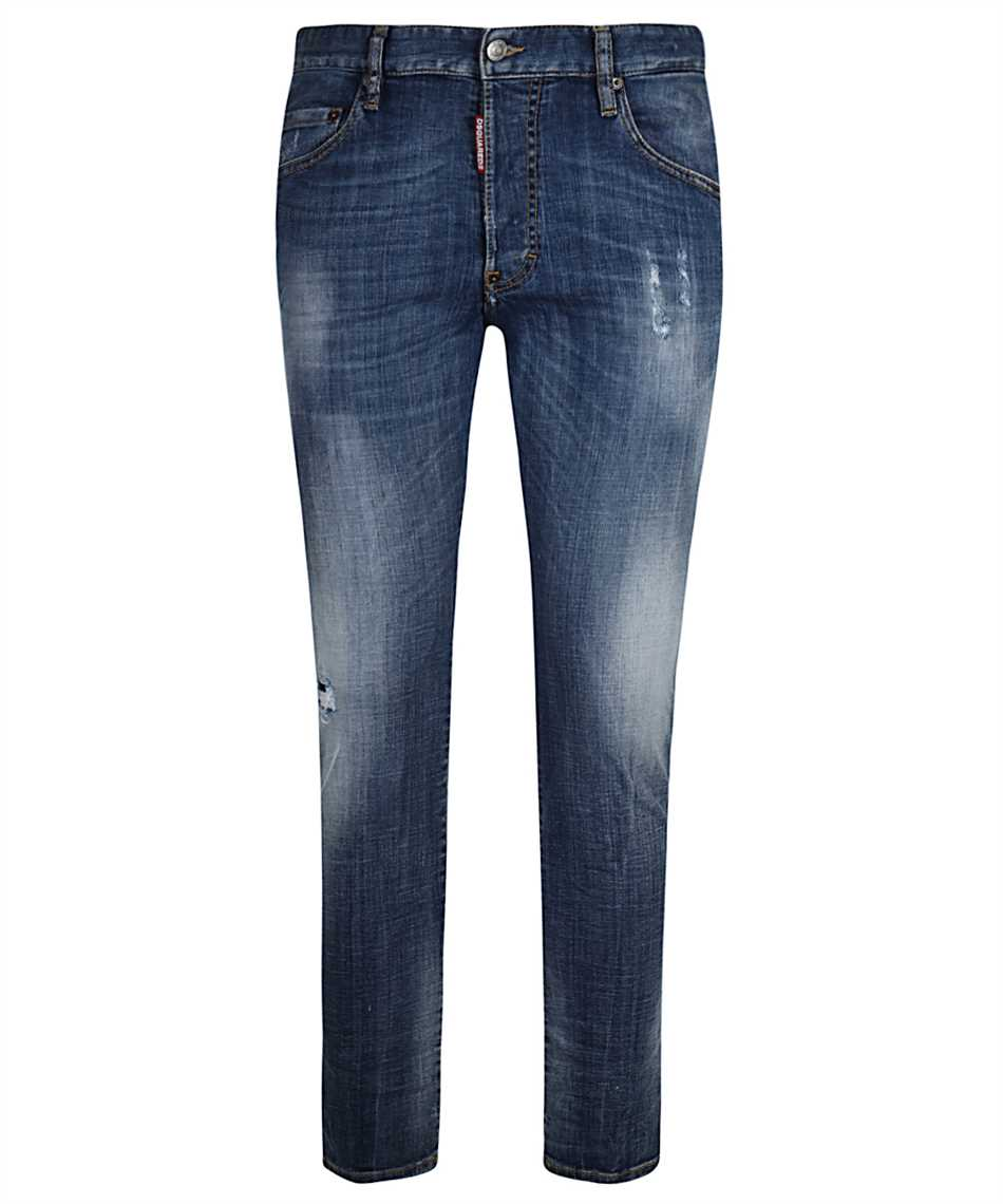 Dsquared2 S74LB0791 S30342 SKATER Jeans 1