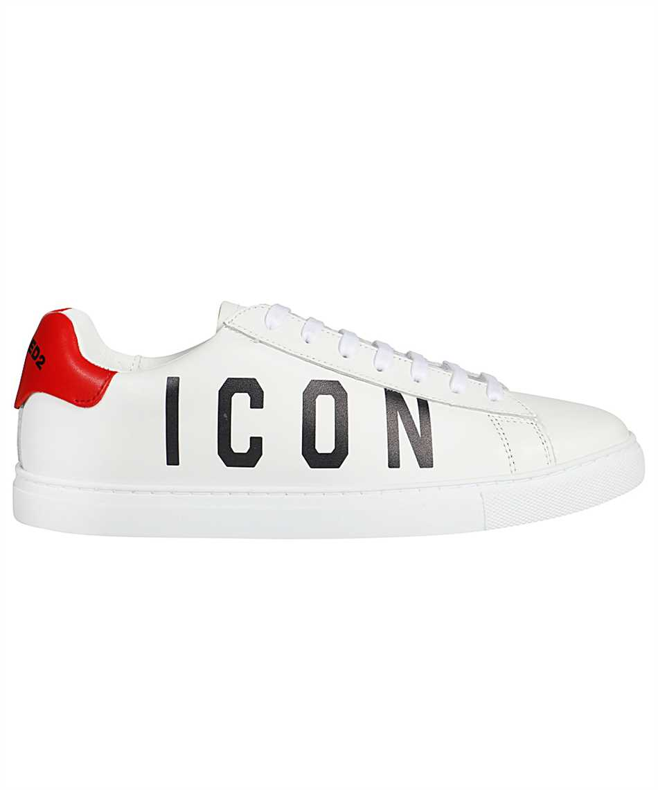Dsquared2 SNM0005 01502228 ICON NEW TENNIS Sneakers 1