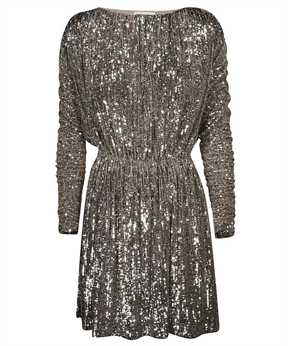 Saint Laurent 611963 YBOK2 DÉGRADÉ SEQUINS Kleid 1