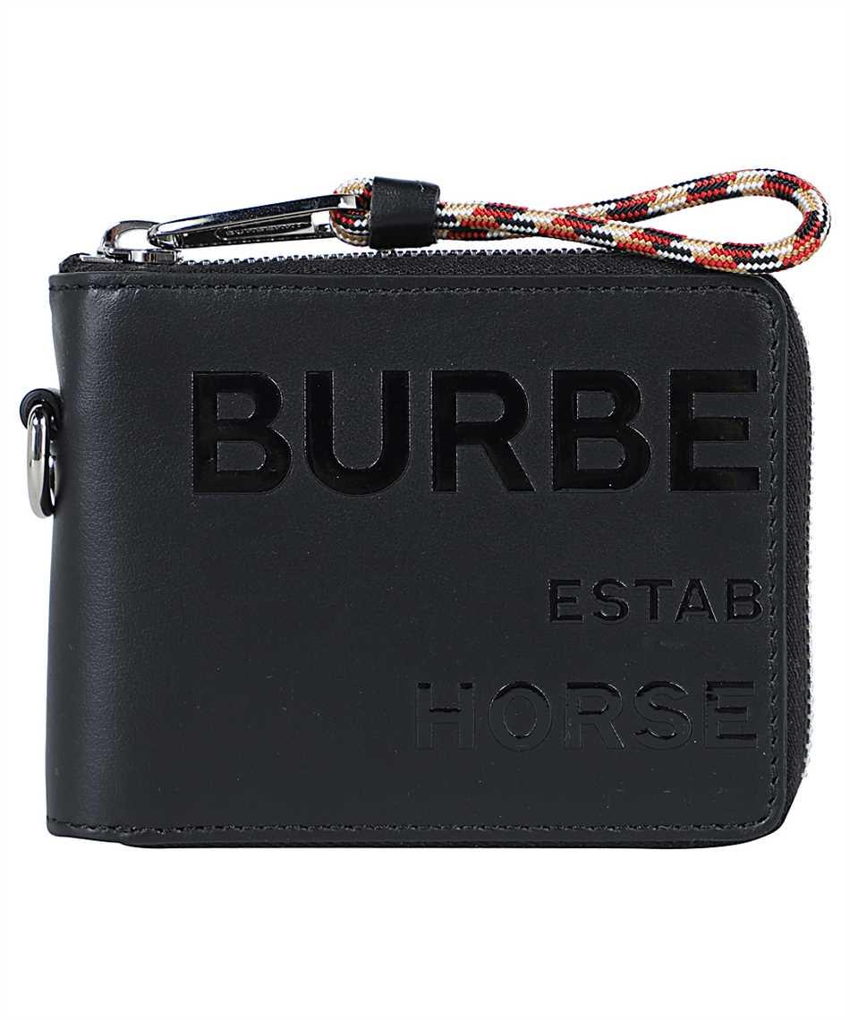 Burberry 8037588 HORSEFERRY ZIPAROUND Wallet 1